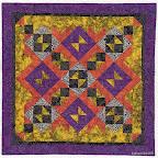 Bold Batik Bowties