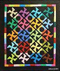 Pretty Pinwheels  / a different version