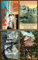 Mount Rushmore Set 1 - American Quilt Blocks - AQB-MNTRUSH-1
