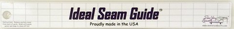 Ideal Seam Guide 10 inch by Sew Very Smooth