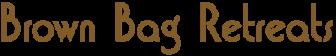 brown bag banner