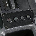 dual usb charger socket plug 2.1 amp