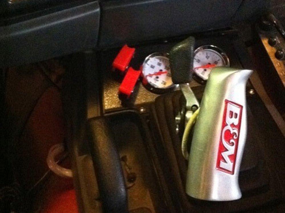 Prime 4x4 Jeep Cherokee Switch Panel