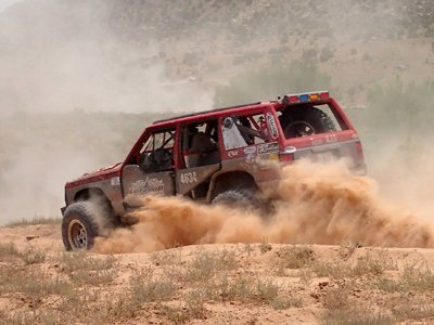 Prime 4x4 team mad letz roll off road racing