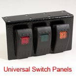 Off Road Switch Panel Jeep Universal 4 Wheel Drive