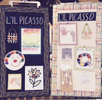 Lil Picasco By Pat Sudano