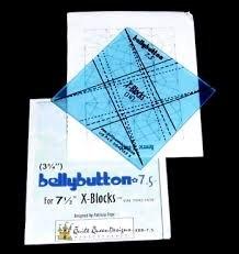 Bellybutton 7.5 X-Blocks