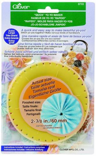 Clover Quick Yo-Yo Maker Extra Large Circle