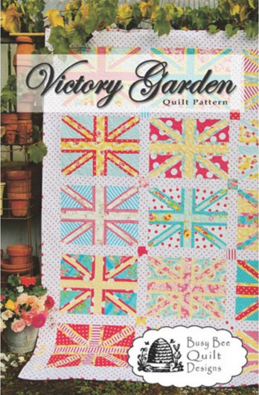 Victory Garden Quilt Pattern Designed By Michelle