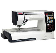 Janome Horizon MC12000 Embroidery Machine
