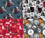 Star Wars Fabric Collection