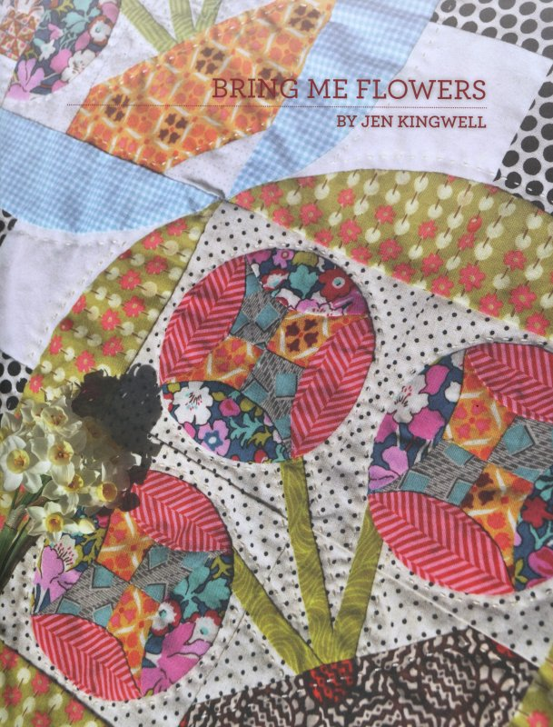 Bring Me Flowers Booklet by Jen Kingwell Designs