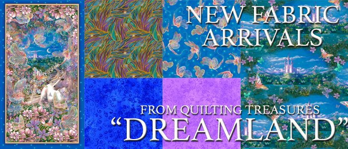 Dreamland by QuiltingTreasures