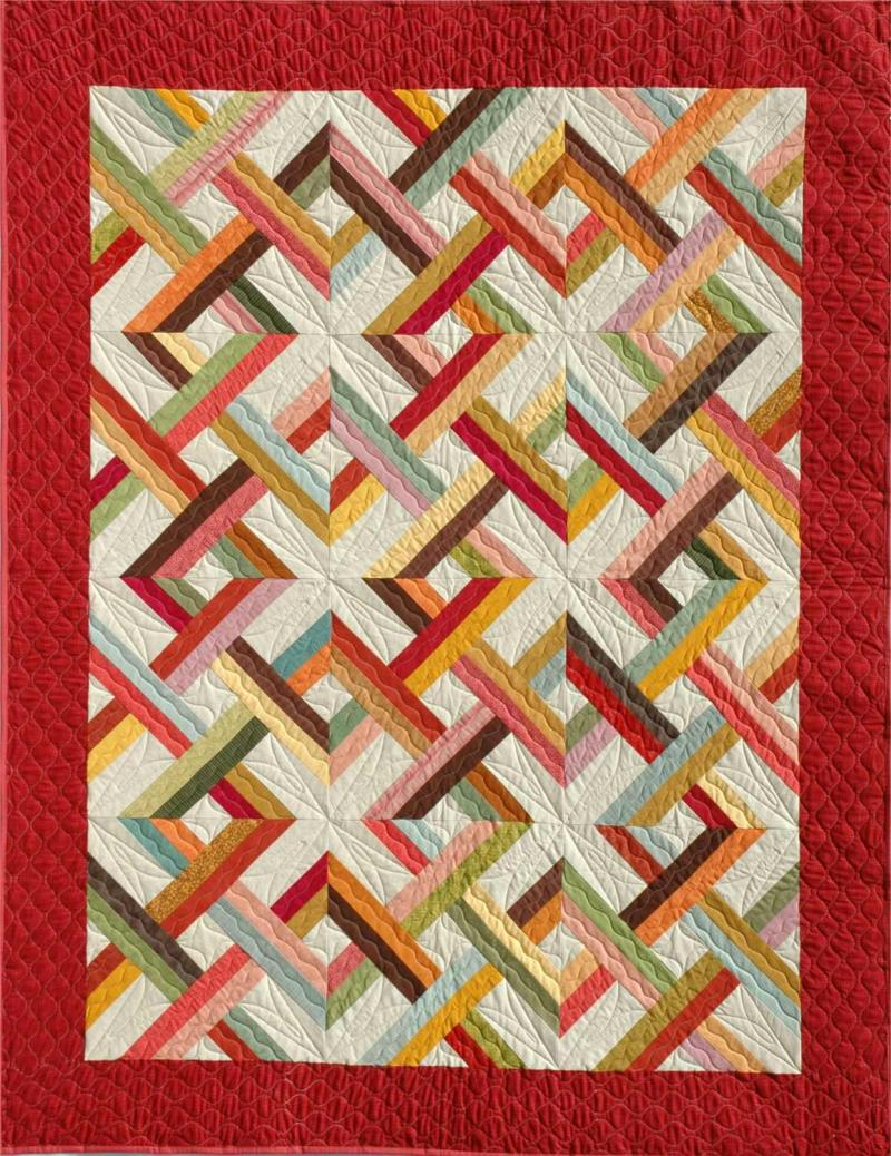... Patterns Sunset Silhouette Designs Quilt Patterns for Beginners