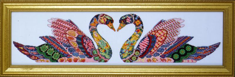 Картинки по запросу лебеди от дизайн воркс