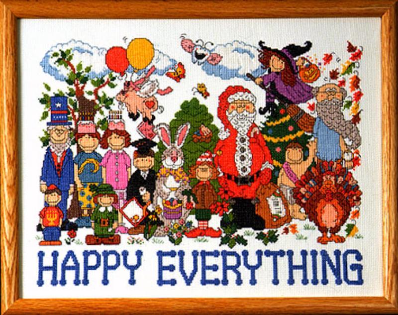 9380 Happy Everything 021465093802