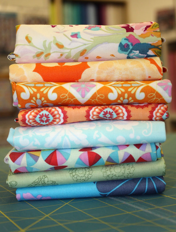 Stitched in Color Scrap Challange Bundle