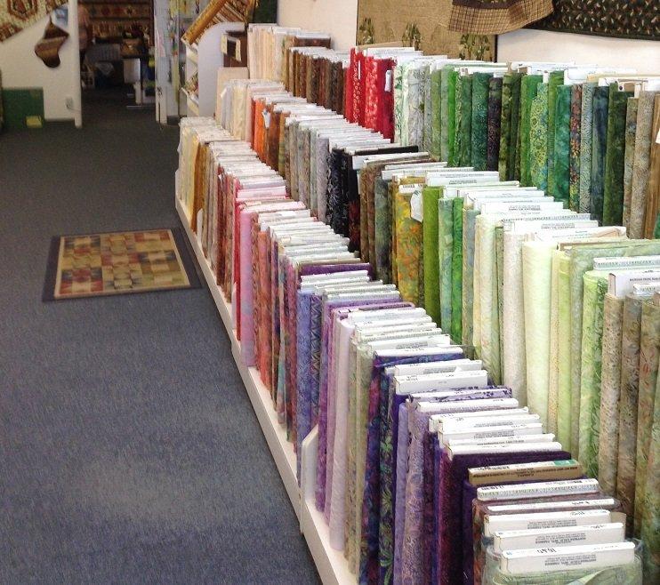 lots of fabric