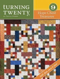 Turning Twenty Book 9 Hope Chest Treasures by Tricia Cribbs for Friendfolks