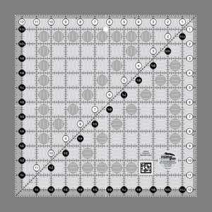 Creative Grid Ruler - 12.5 in x 12.5 in