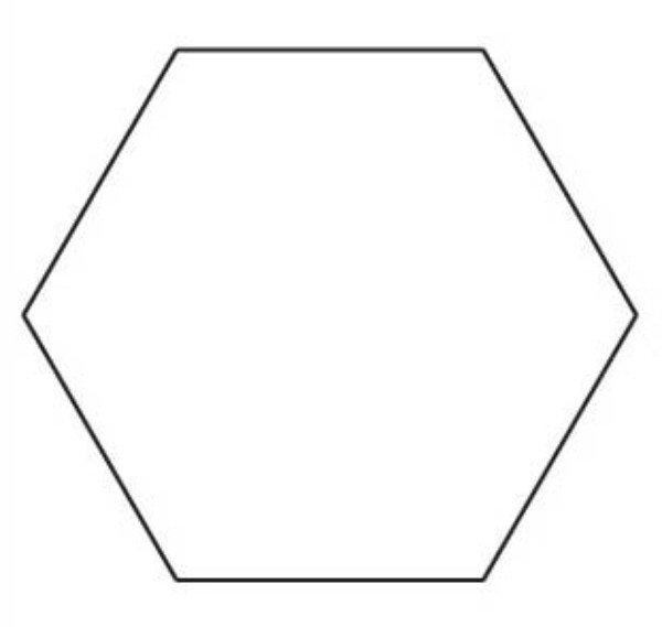 Hexagon Template Bed Mattress Sale
