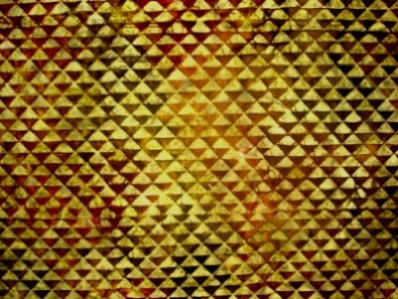 Southwest Batiks - Gold-Brown