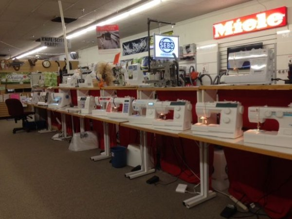 joann fabrics sewing machine repair