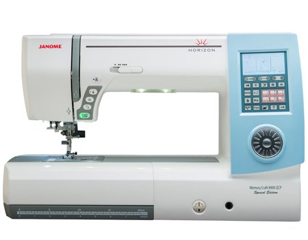 Janome Horizon MC8900QCP Special Edition