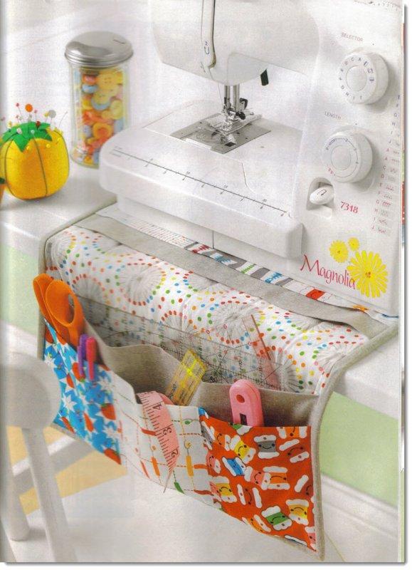 sewing machine caddy pattern