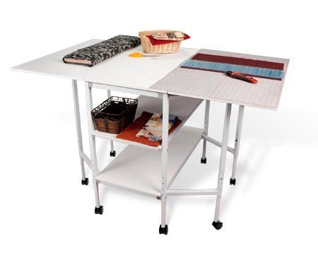 Ryobi Nation :: Projects :: Compact folding fabric cutting table