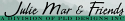 Julie Mar & Friends Logo