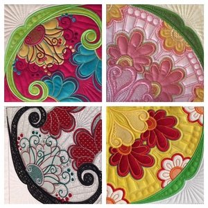 Embroidery - Floriani, Hoop Sisters, Anita Goodesign
