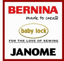 Ashville Cotton Co. is proud to offer a full selection of Bernina home sewing machines, along with machines from Baby Lock.