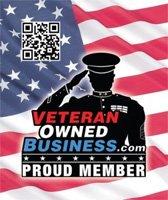 Proud Veteran Owned Business Member!
