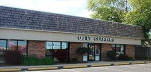Quilt Quarters Exterior