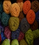Brown Sheep Wool Yarn - Historic Birdseye Merchantile - Avon, Montana