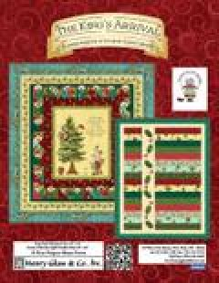 KINGS ARRIVAL ADVENT TREE QUILT KIT