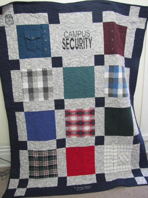 Security Memory Quilt