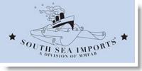 South Sea Imports Logo