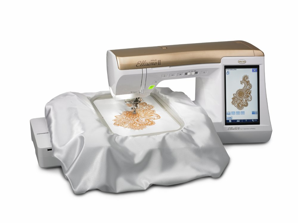 Babylock Ellisimo Gold Blso G2 Embroidery And Sewing