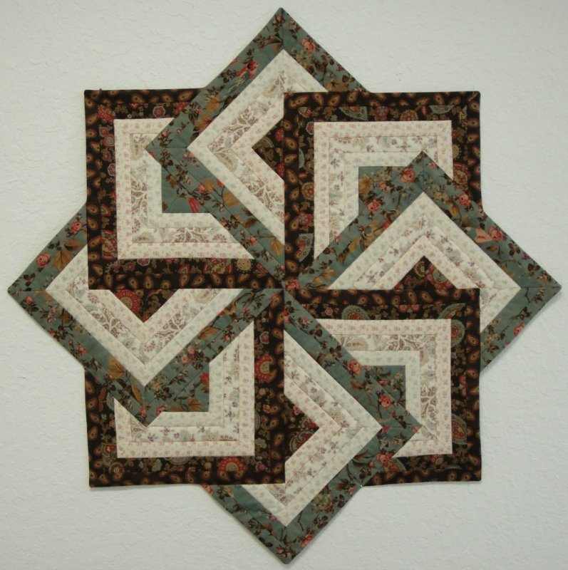 Quilt Patterns Strata Star : Sew Easy Strata Star Pattern - 107287