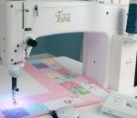 Tiara Quilter by Baby Lock, available at Creative Sewing Center in Geneva, IL