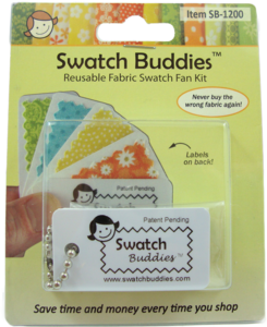 Swatch Buddies 12 piece