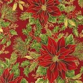 ABC's of Quilting Holiday fabrics
