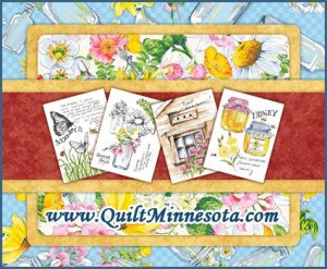 2014 Quilt Minnesota Fabric Collection