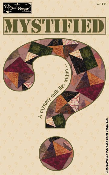 ABC's of Quilting Mystified Block of the Month