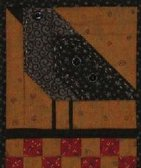 Quilted Crow Logo