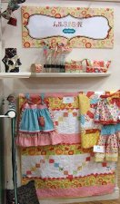 Hello Sunshine fabric collection by Riley Blake