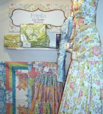 Priscilla fabric collection by Riley Blake