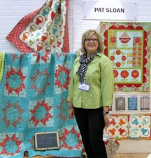 Pat Sloan Designer for Moda